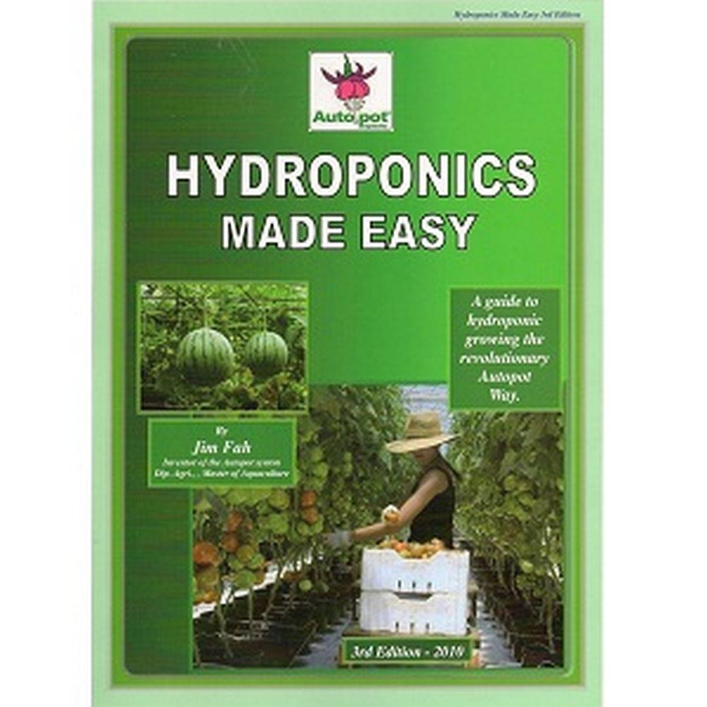 Hydroponics Made Easy Book