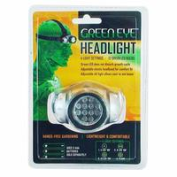 Active Eye Green LED Head Torch
