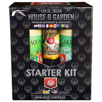 House & Garden Aqua Flakes Starter Kit