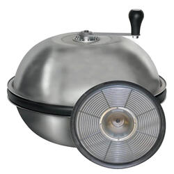 Spinpro Stainless Steel Bowl Trimmer UFO Shape [45 x 45cm]