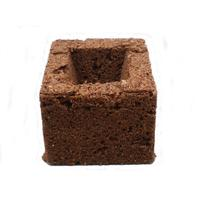 Eazy Plug Coco Peat Block [75 x 75 x 60mm]