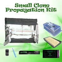 Small Cloning Kit with Grow Tent