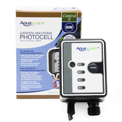 12 volt Digital Timer with Photocell