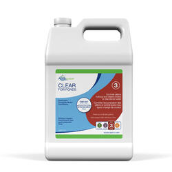 Clear for Ponds - 3.78L