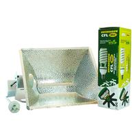 Max Lite Reflector & CFL Lamp Kit [85W]