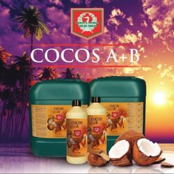 House & Garden Coco Nutrient Part A and B