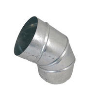 Duct Connector Adjustable Elbow