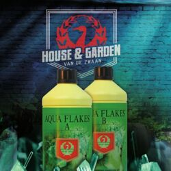 House & Garden Aqua Flakes Part A and B