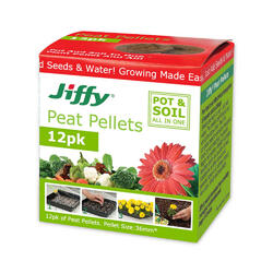 Jiffy Propagation Peat Pellets [36mm]